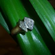 Brillanten 0,2ct, tw-si, Gold 7500/000